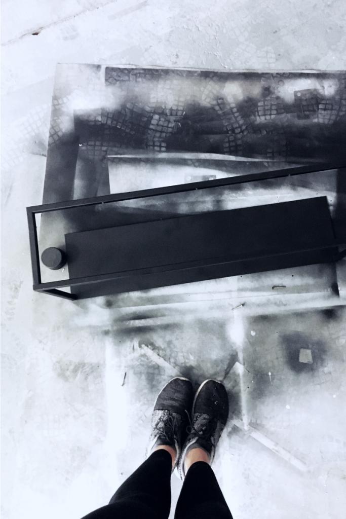 Monoista Blog Regal selber schweissen 1 683x1024 - DIY Regal aus Stahl schweißen für die Küche