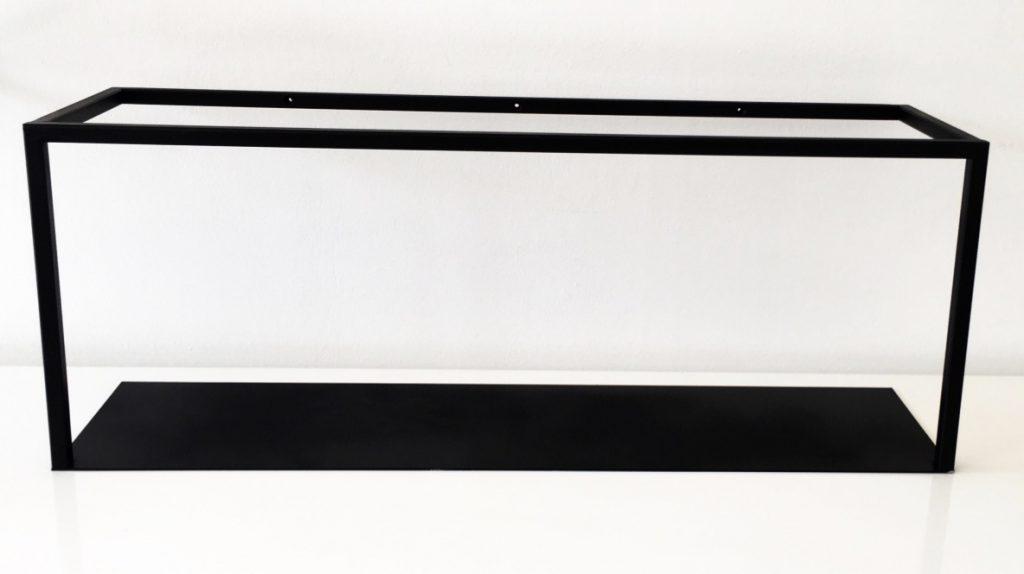 Monoista Blog schweissen lernen DIY aus Stahl regal 1024x574 - DIY Regal aus Stahl schweißen für die Küche