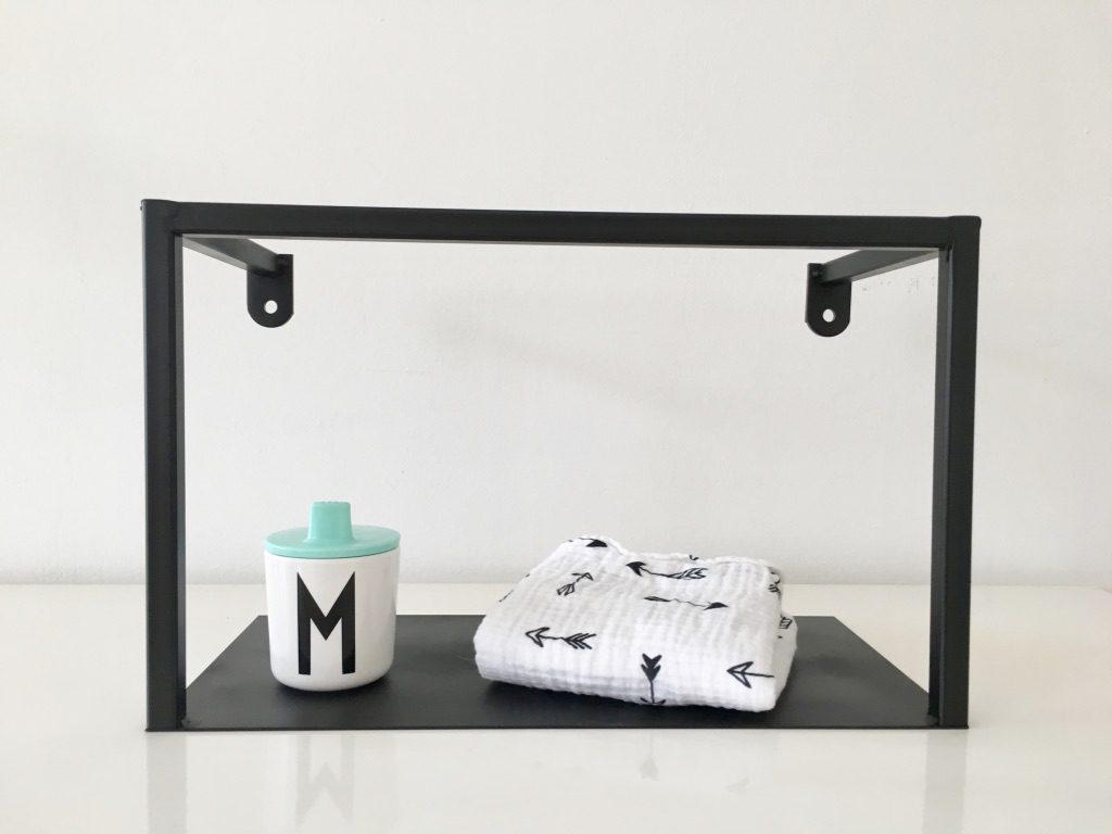Monoista DIY Regal aus Stahl fürs kinderzimmer 1024x768 - DIY Regal aus Stahl schweißen für die Küche