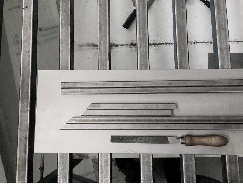 Monoista DIY schweissen lernen 1024x775 - DIY Regal aus Stahl schweißen für die Küche