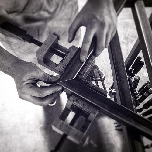 Monoista Möbel aus Stahl selber bauen - DIY Designer Möbel - Mein neuer Blog