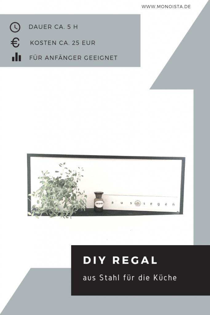 Monoista schweissen lernen DIY Regal aus Stahl 683x1024 - DIY Regal aus Stahl schweißen für die Küche