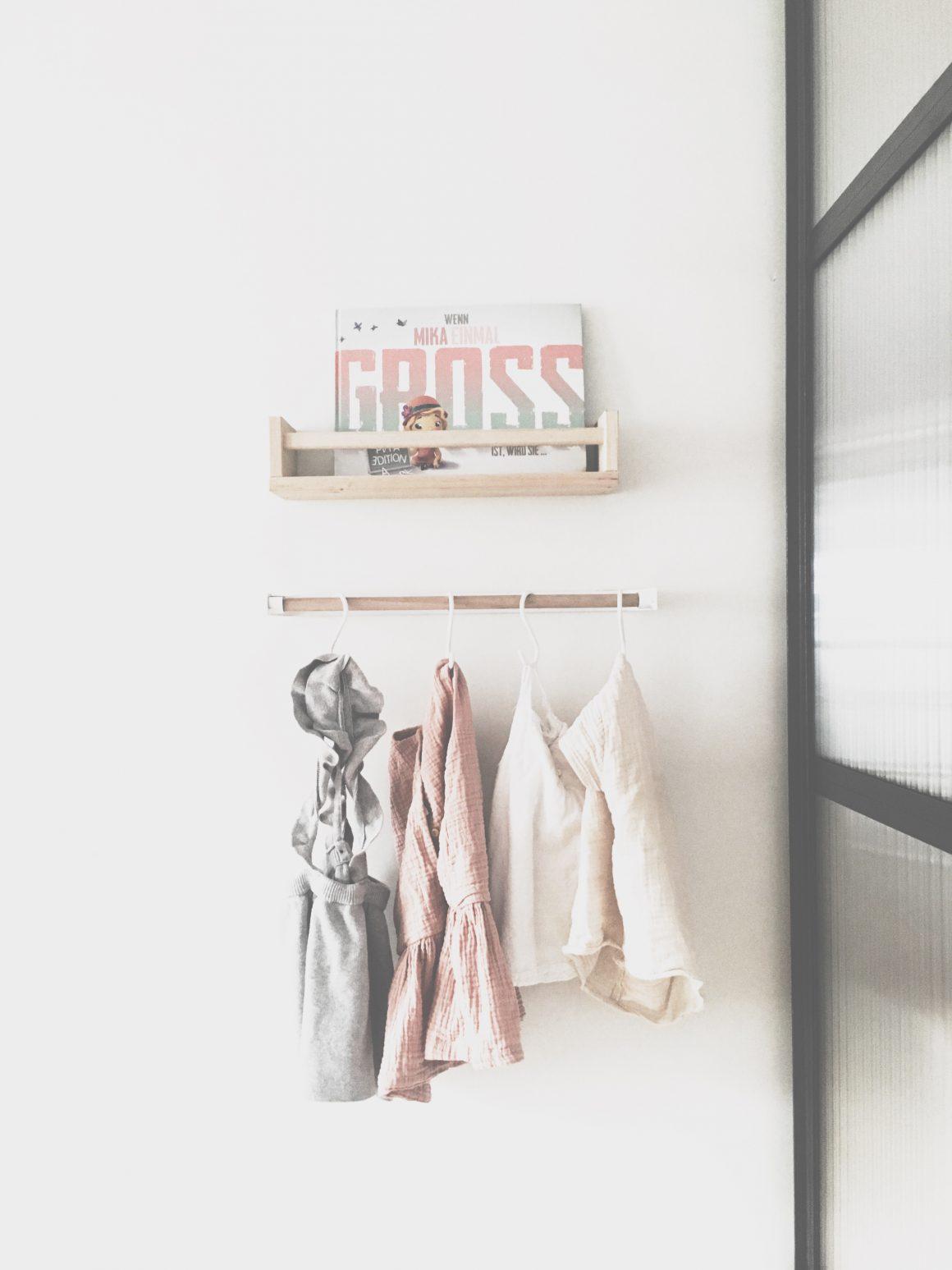 Diy Baby Garderobe Monoista