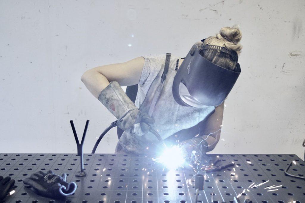 Monoista DIY Workshop Köln schweissen lernen 1024x681 - In die Warteliste eintragen