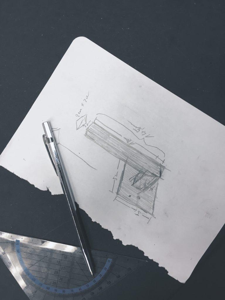 Monoista Toilettenpapierhalter aus Stahl 4 768x1024 - Toilettenpapierhalter aus Stahl - Anleitung zum schweißen