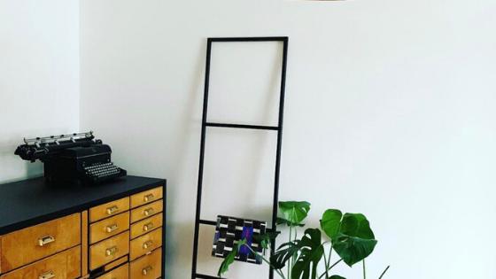 Monoista DIY Dekoleiter aus Stahl Anleitung zum nachbauen 2 - Blog