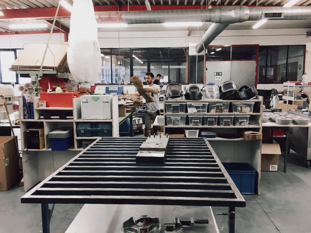 Monoista eine eigene Werkstatt 15 - Endlich eine eigene Werkstatt