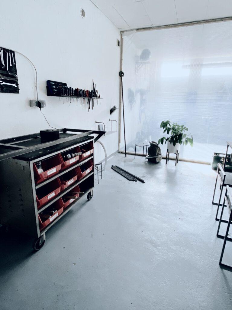 Monoista eine eigene Werkstatt 17 768x1024 - Endlich eine eigene Werkstatt