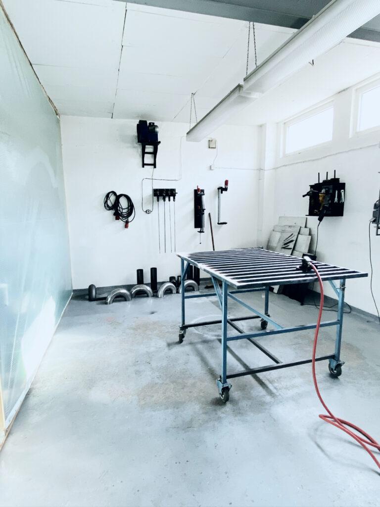 Monoista eine eigene Werkstatt 18 768x1024 - Endlich eine eigene Werkstatt