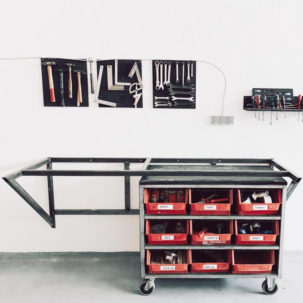 Monoista eine eigene Werkstatt 30 1024x1024 - Endlich eine eigene Werkstatt