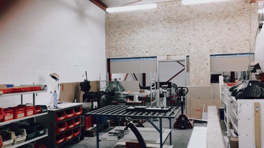 Monoista eine eigene Werkstatt 4 1024x576 - Endlich eine eigene Werkstatt