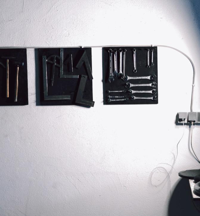 Monoista eine eigene Werkstatt 5 - Endlich eine eigene Werkstatt