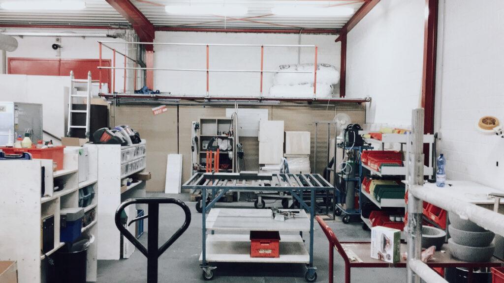 Monoista eine eigene Werkstatt 6 1024x576 - Endlich eine eigene Werkstatt