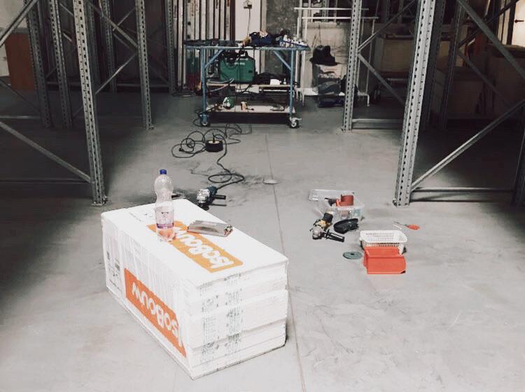 Monoista eine eigene Werkstatt 7 e1590407763311 - Endlich eine eigene Werkstatt