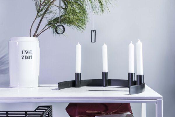 DSC02370 scaled - Kerzenständer RADO in schwarz