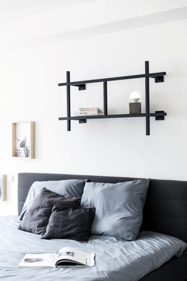 KOBO_minimalistisches_Metallregal_schwarz_klein_1